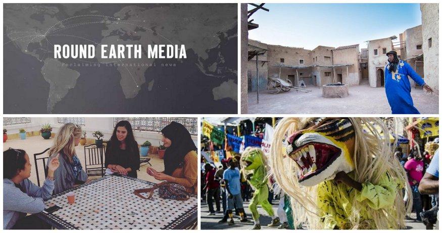 Round Earth Media