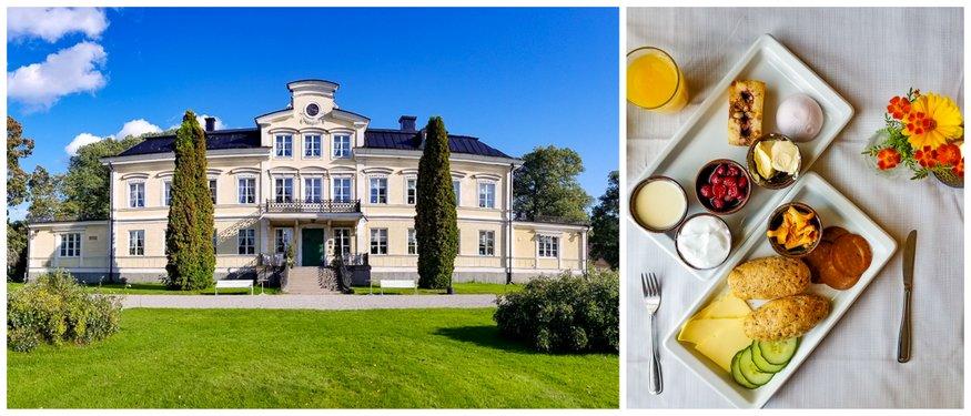 Färna Manor & Spa Sweden