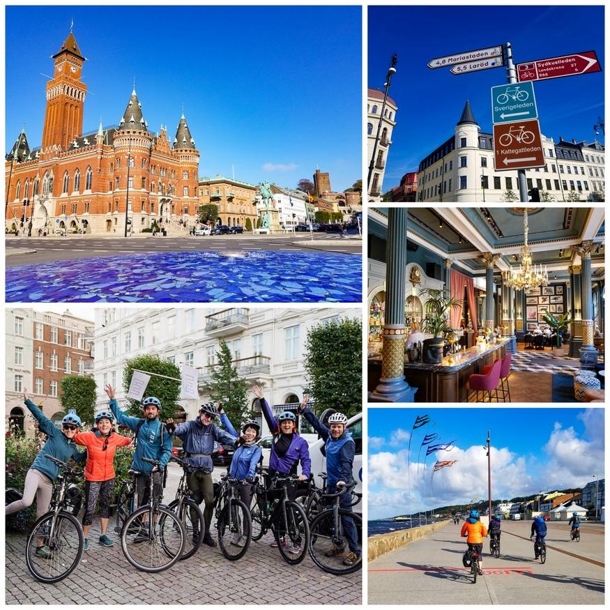 Travel tips helsingborg sweden