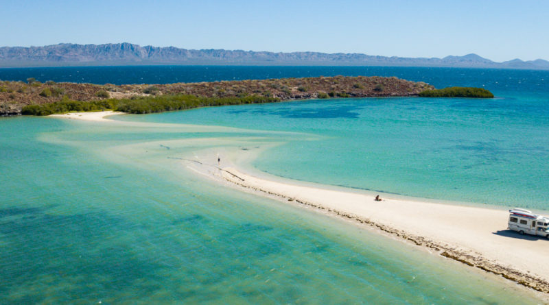 Guide to RVing Baja Mexico
