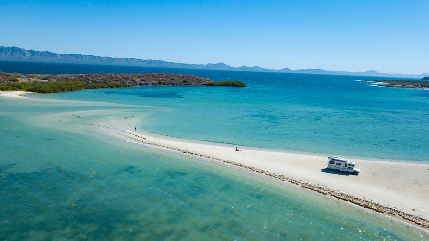 RVing Baja Mexico
