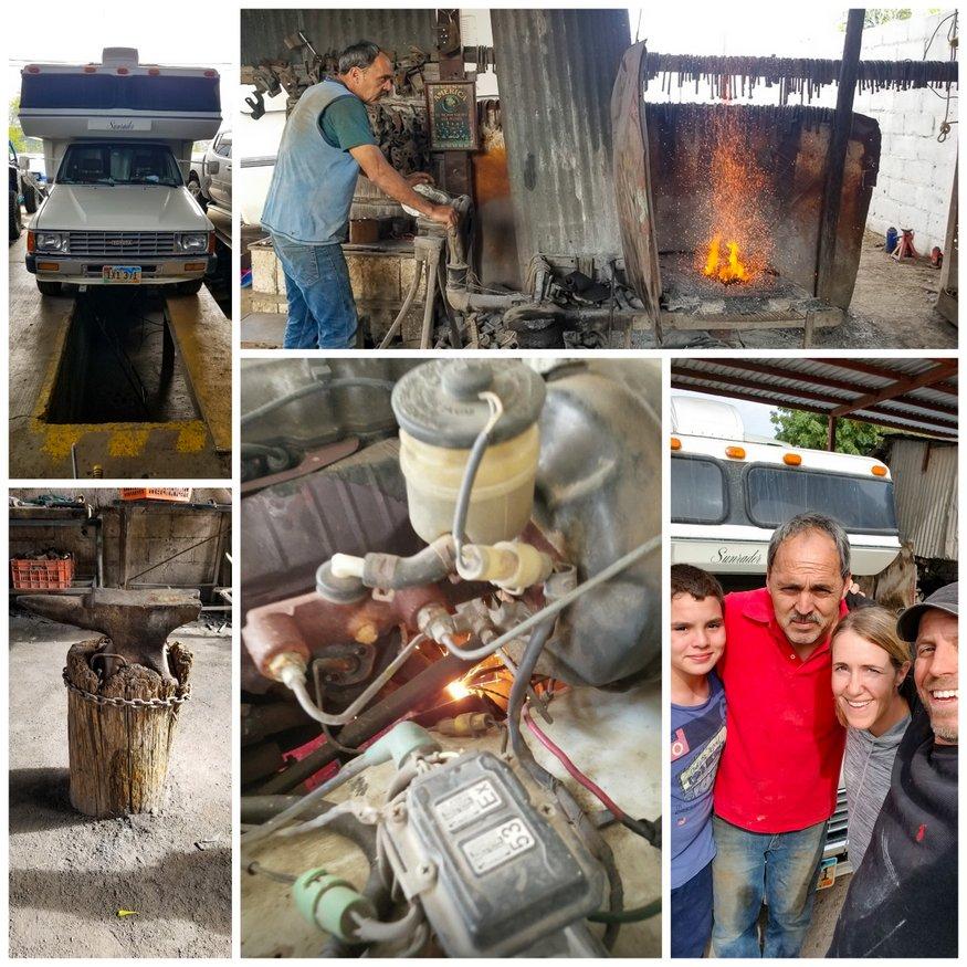 RV Repairs in Baja Mexico
