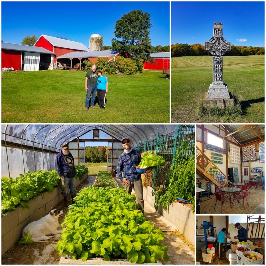 Mulroy's Irish Acres Farm, Wisconsin