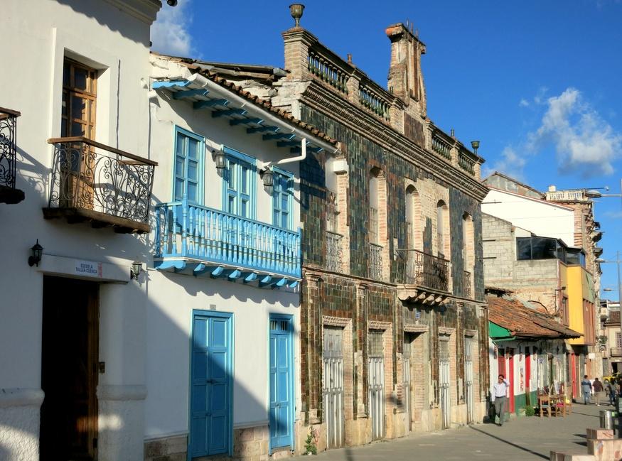 Architecture of Cuenca
