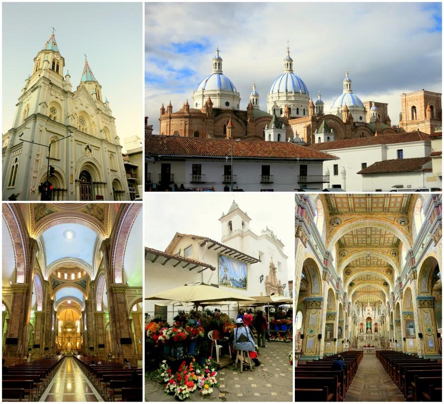Churches of Cuenca