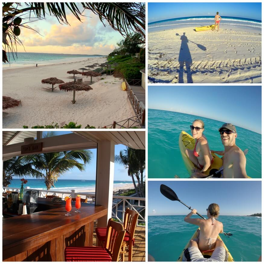 Coral Sands hotel activities