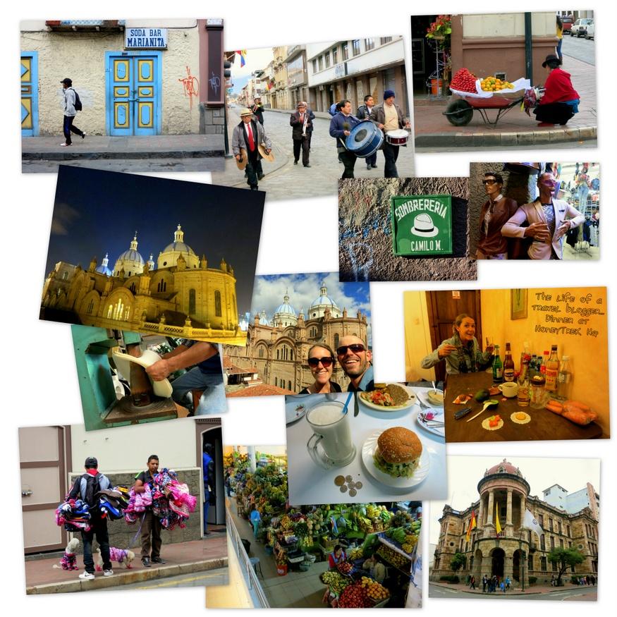 Cuenca Photo Slideshow