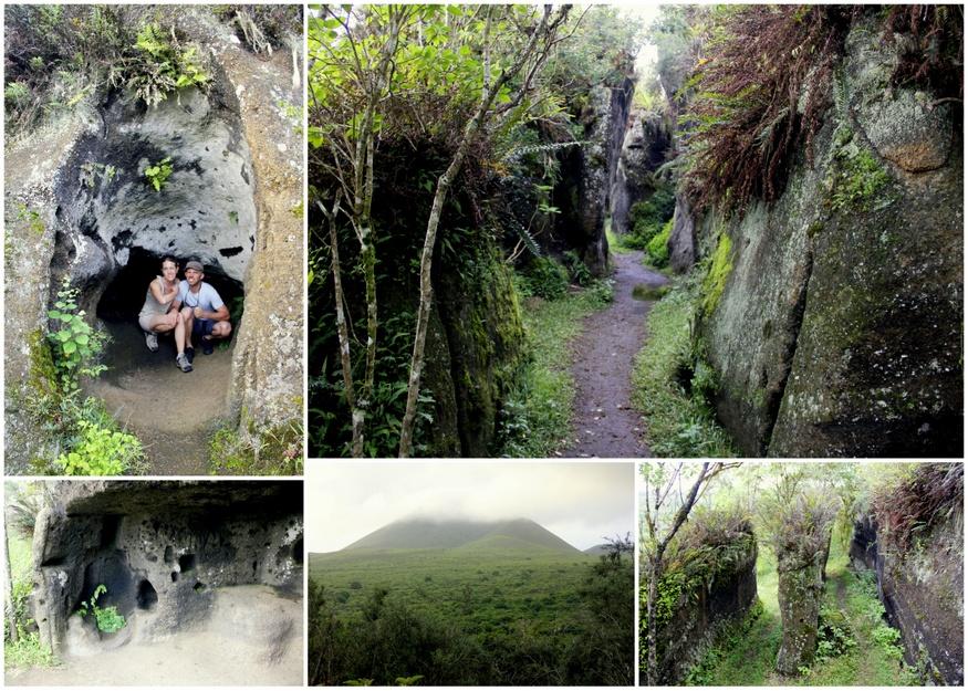 Galapagos Pirate Caves