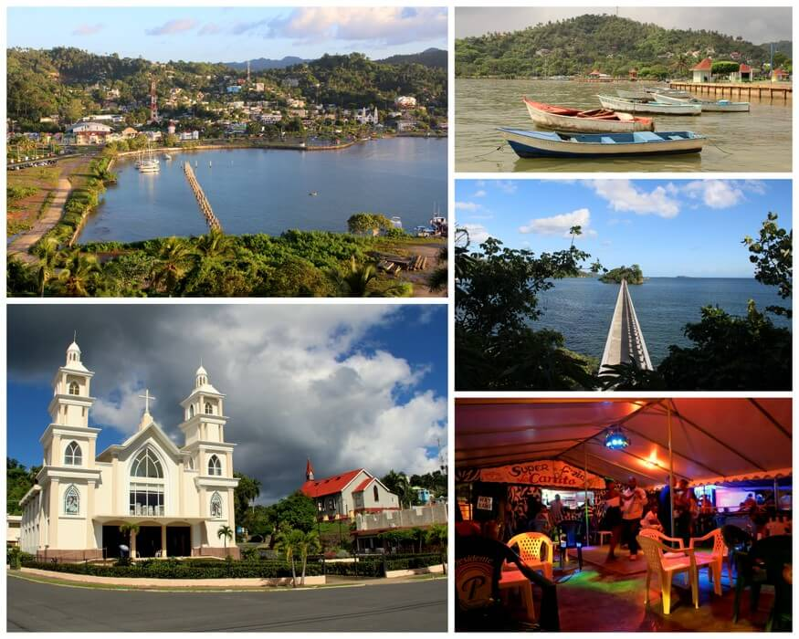 HoneyTrek.com - Santa Barbara Town Samana Dominican Republic