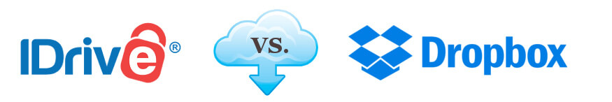 IDrive vs. Dropbox