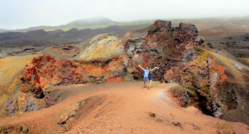 Sierra Negra Galapagos