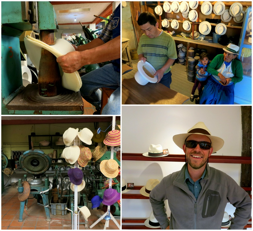 Where are Panama Hats Made