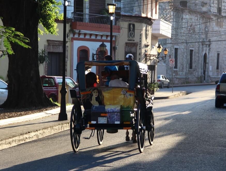 Zona Colonial Santo Domingo, DR