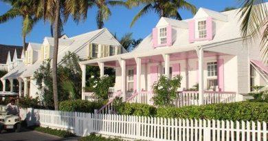 Three Bahamian Islands—Miles Away & Worlds Apart