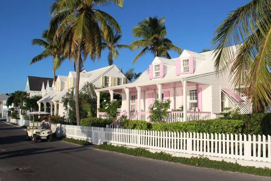 harbour island homes